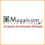 לוגו magalcom